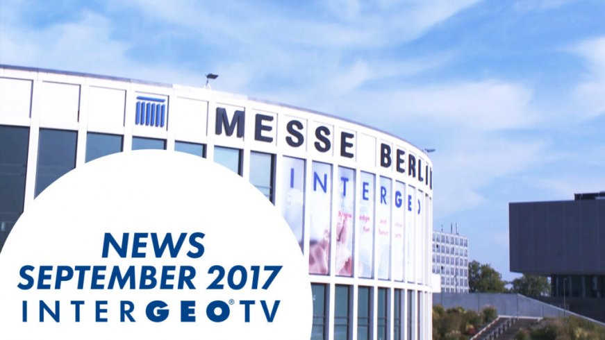 Intergeo Berlin; a look back