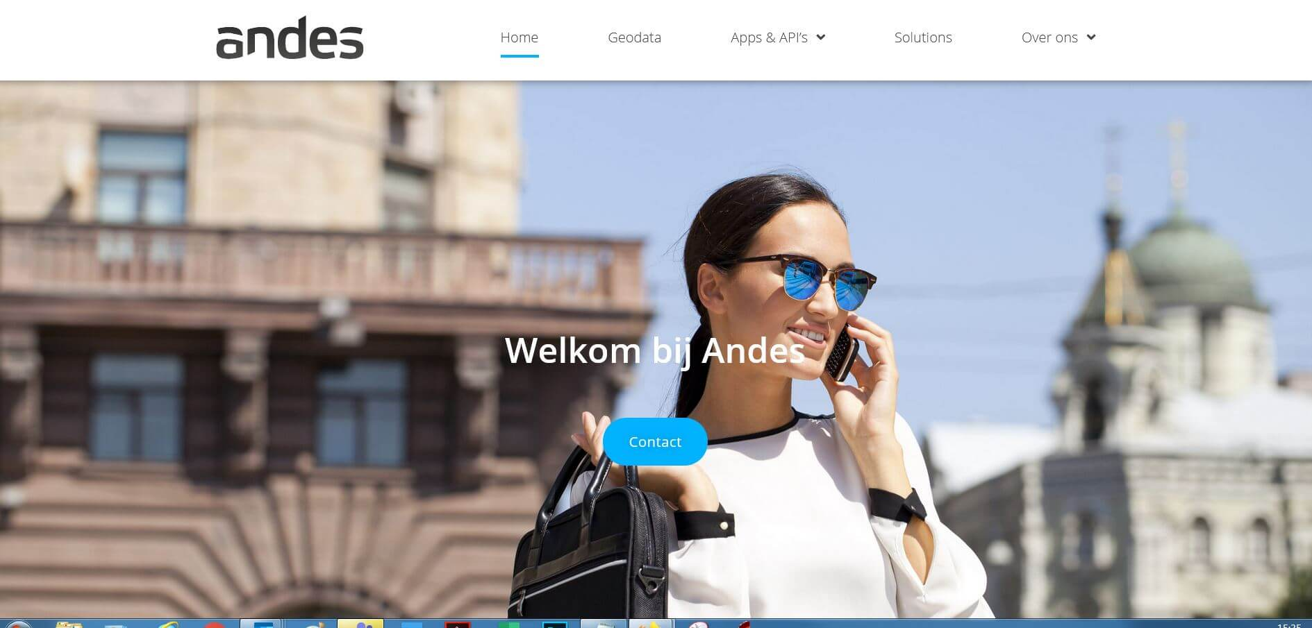 Nieuwe corporate website is live